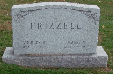 Charles W Frizzell