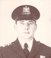 Officer Fred R Unger