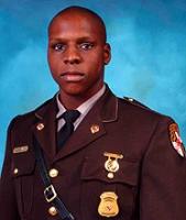 Trooper First Class Wesley Washington John Brown