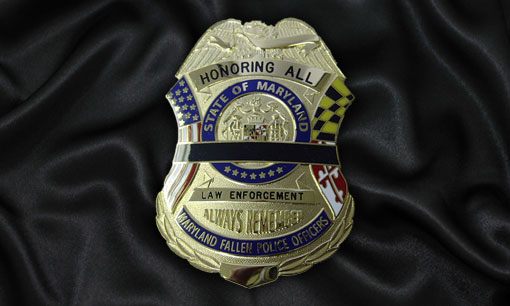 The Maryland Fallen Police And Correctional Officers Memorial Inc