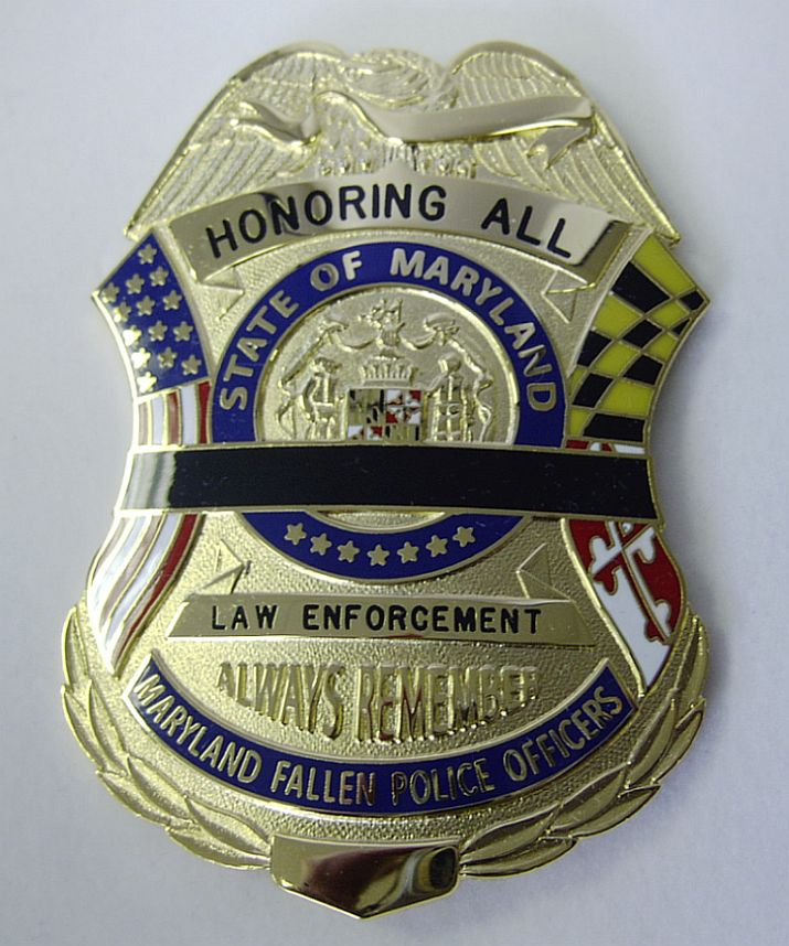 Commemorative Badges