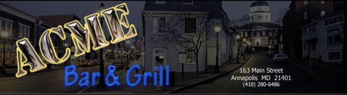 Acme Bar & Grill Annapolis, MD