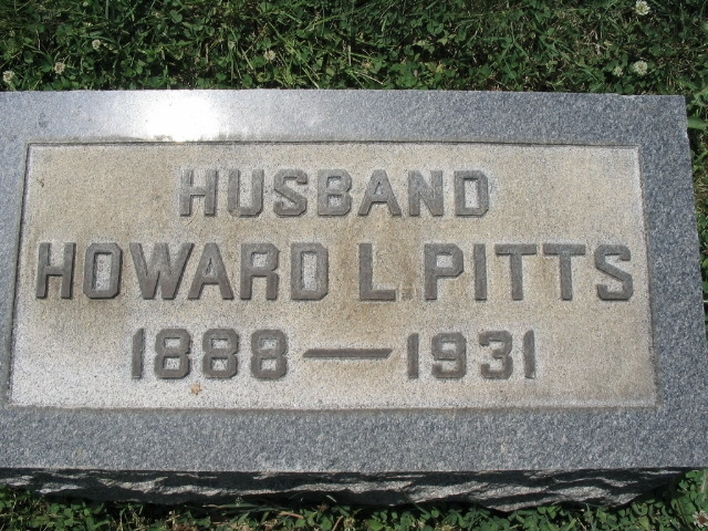 Howard L Pitts